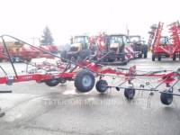 Equipment photo FELLA TH1101 MACCHINE AGRICOLE DA FIENO 1
