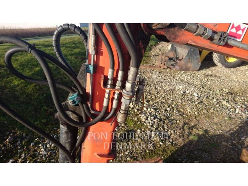 OTHER US MFGRS TRACK EXCAVATORS HR 1,6 equipment  photo 5