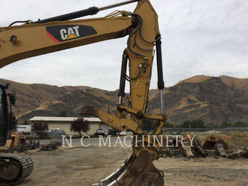 CATERPILLAR EXCAVADORAS DE CADENAS 320E LRR equipment  photo 5