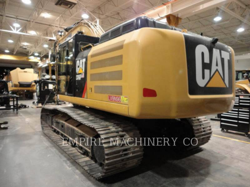 CATERPILLAR PELLES SUR CHAINES 336FL    P equipment  photo 3