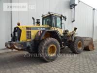 KOMATSU LTD. ŁADOWARKI KOŁOWE/ZINTEGROWANE NOŚNIKI NARZĘDZI WA430 equipment  photo 4