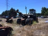 PONSSE FORESTRY - FELLER BUNCHERS - WHEEL ERGO HS16 equipment  photo 5