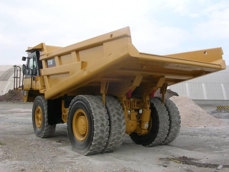 CATERPILLAR ダンプ・トラック 771D equipment  photo 3