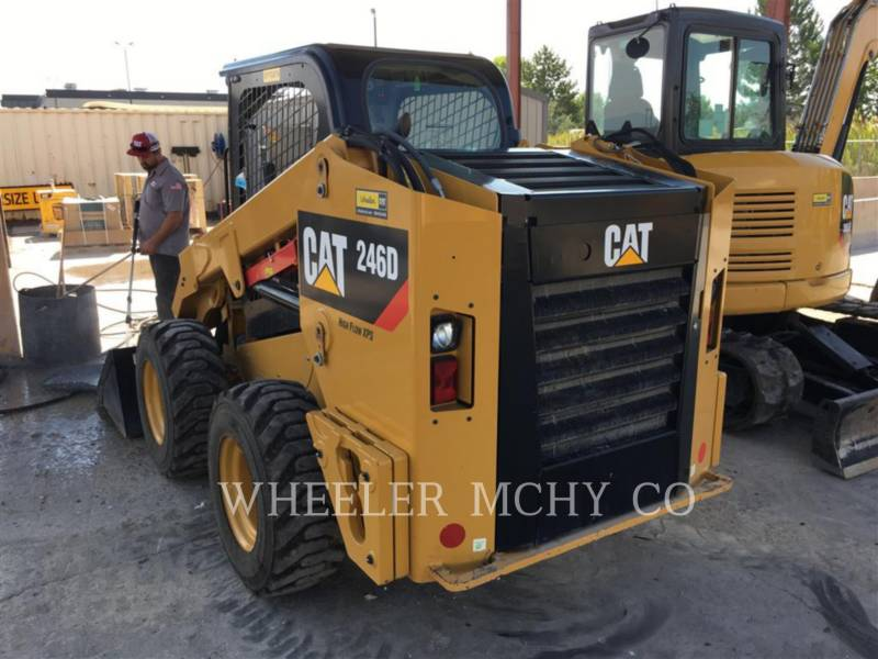 CATERPILLAR MINICARGADORAS 246D C1 HF equipment  photo 2