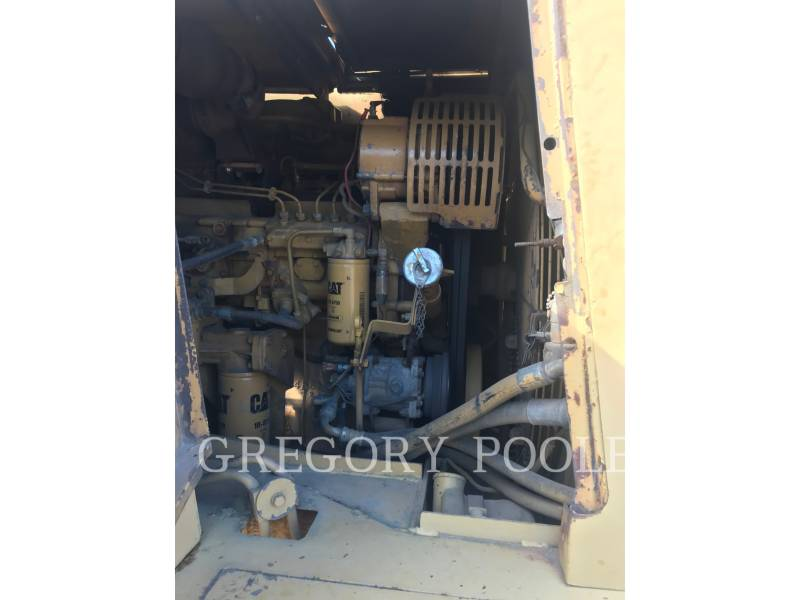 CATERPILLAR WHEEL TRACTOR SCRAPERS 615C II equipment  photo 18