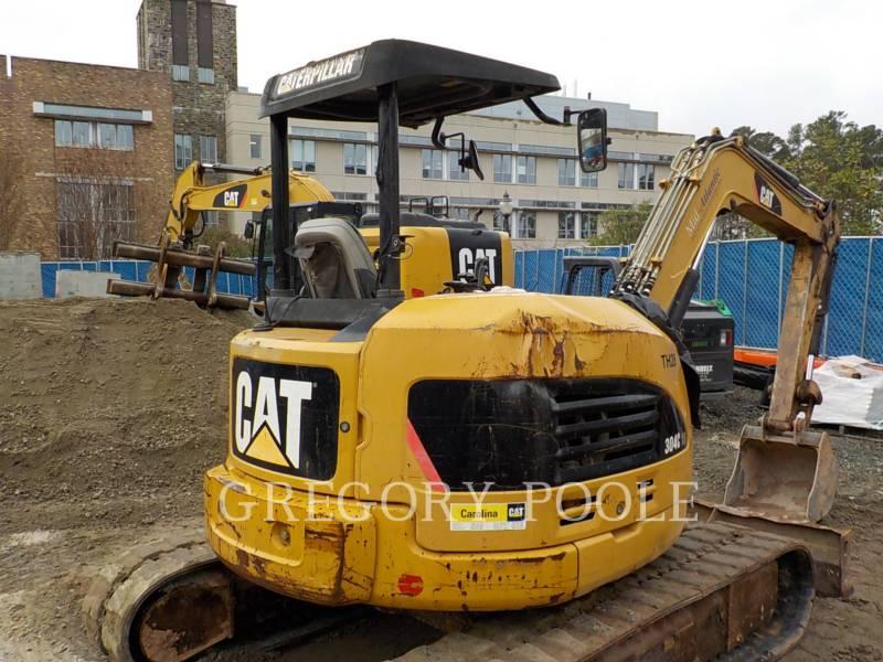 CATERPILLAR TRACK EXCAVATORS 304C CR equipment  photo 11