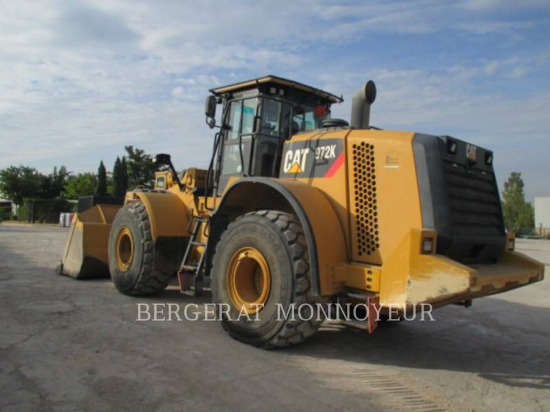 CATERPILLAR RADLADER/INDUSTRIE-RADLADER 972K equipment  photo 10