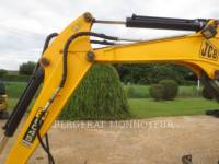 JCB PELLES SUR CHAINES 8045 equipment  photo 14