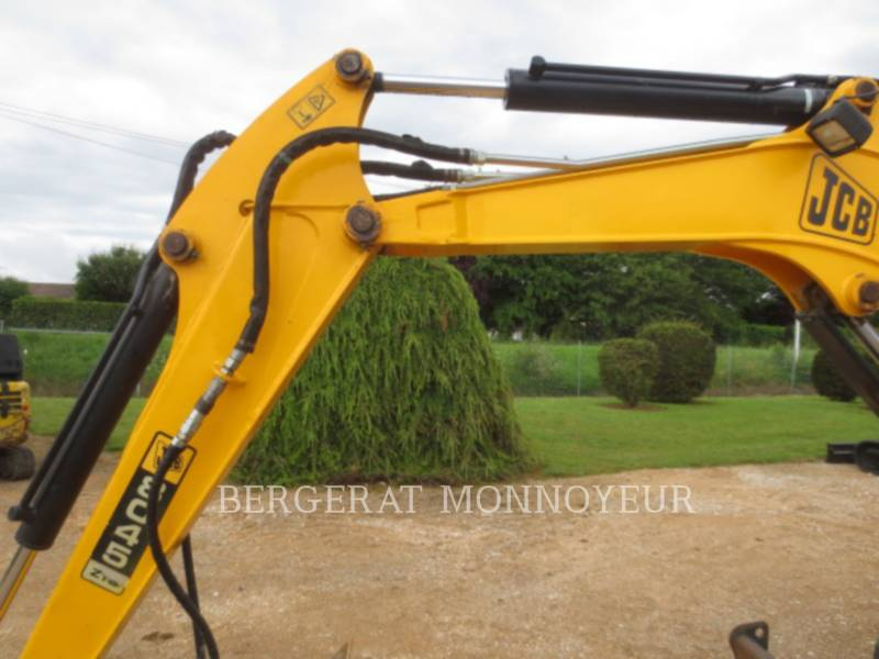 JCB EXCAVADORAS DE CADENAS 8045 equipment  photo 13