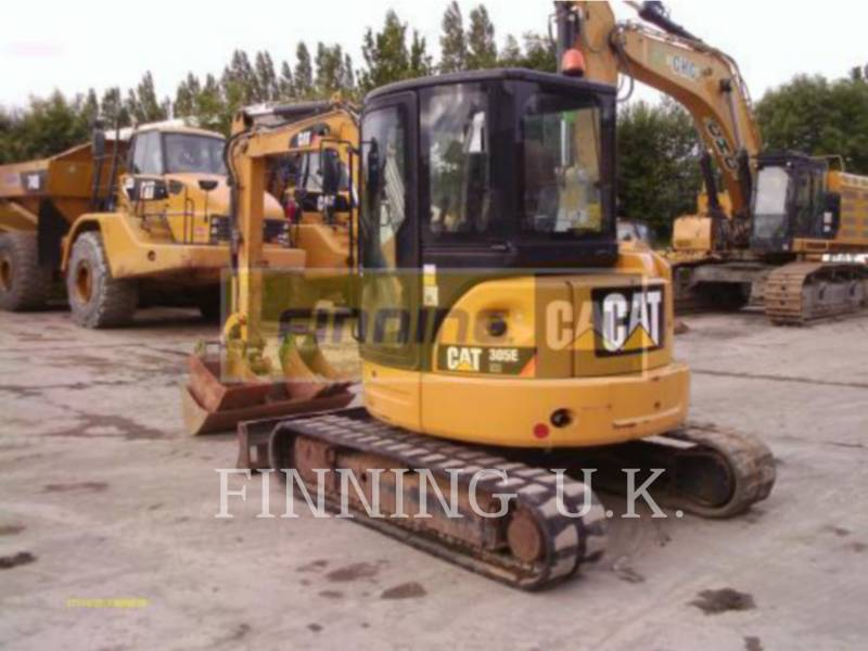 CATERPILLAR KOPARKI GĄSIENICOWE 305EDCA2.2 equipment  photo 1