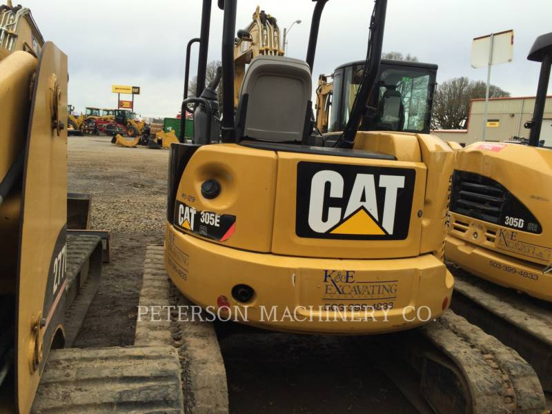 CATERPILLAR PELLES SUR CHAINES 305ECR equipment  photo 4