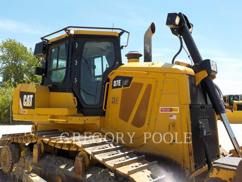 CATERPILLAR TRACTEURS SUR CHAINES D7E LGP equipment  photo 6