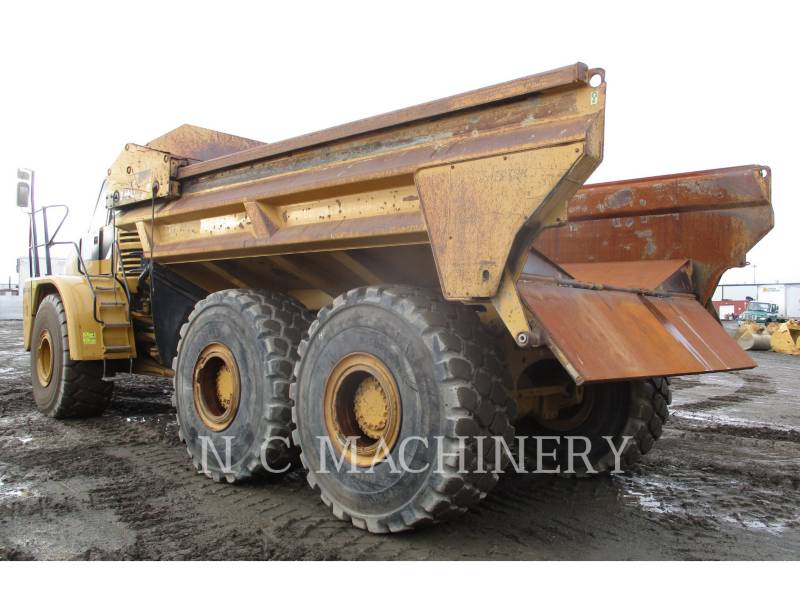 CATERPILLAR ARTICULATED TRUCKS 740 EJECT equipment  photo 3
