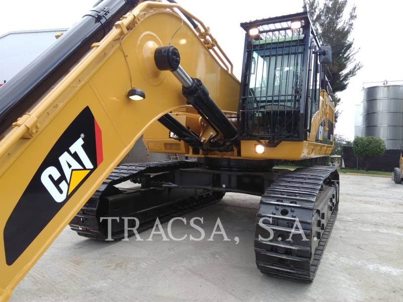 CATERPILLAR TRACK EXCAVATORS 365CL equipment  photo 7