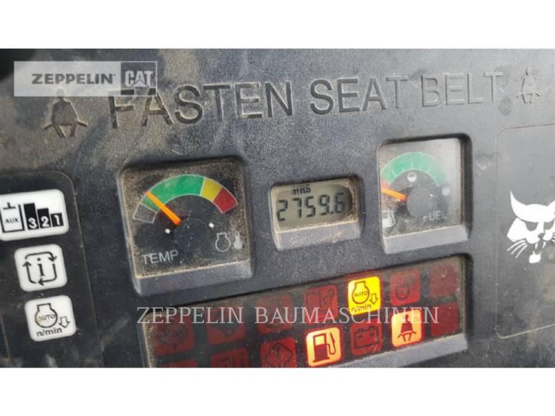 BOBCAT トラック油圧ショベル E35 equipment  photo 10