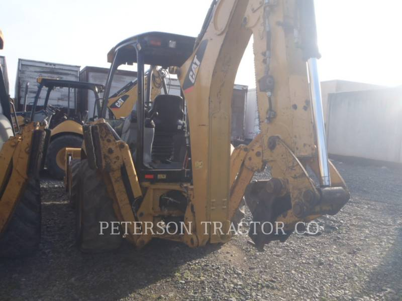 CATERPILLAR BACKHOE LOADERS 420E equipment  photo 4