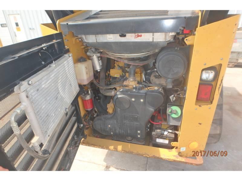 CATERPILLAR PALE CINGOLATE MULTI TERRAIN 299D equipment  photo 11