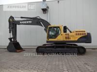 VOLVO CONSTRUCTION EQUIPMENT KETTEN-HYDRAULIKBAGGER EC360BLC equipment  photo 5