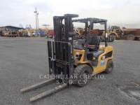 Equipment photo CATERPILLAR DP30NM FORKLIFTS 1