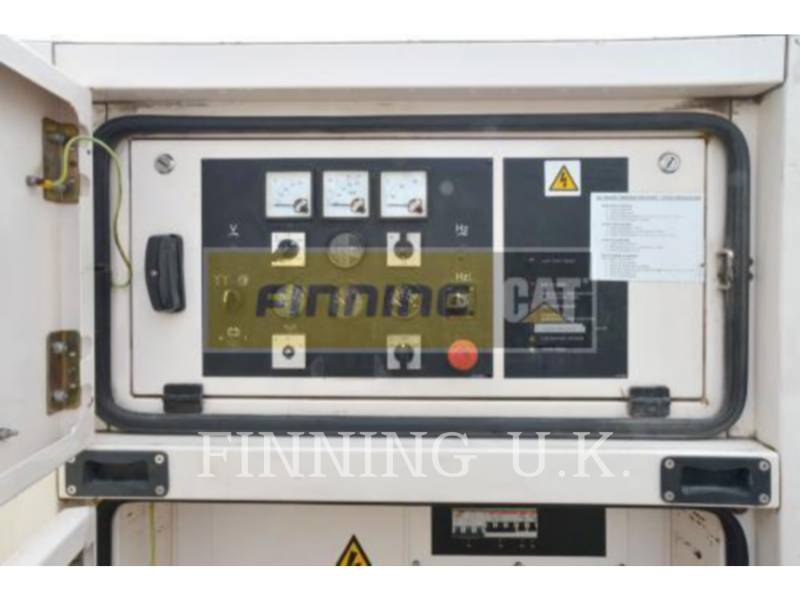 CATERPILLAR STATIONARY GENERATOR SETS XD80 equipment  photo 3