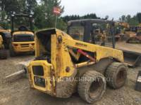 KOMATSU LTD. MINIÎNCĂRCĂTOARE RIGIDE MULTIFUNCŢIONALE SK815-5N equipment  photo 4