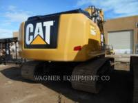 CATERPILLAR EXCAVADORAS DE CADENAS 329EL HMR equipment  photo 2