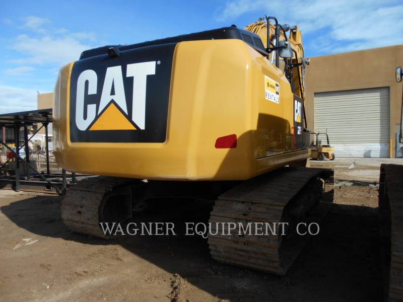 CATERPILLAR PELLES SUR CHAINES 329EL HMR equipment  photo 2