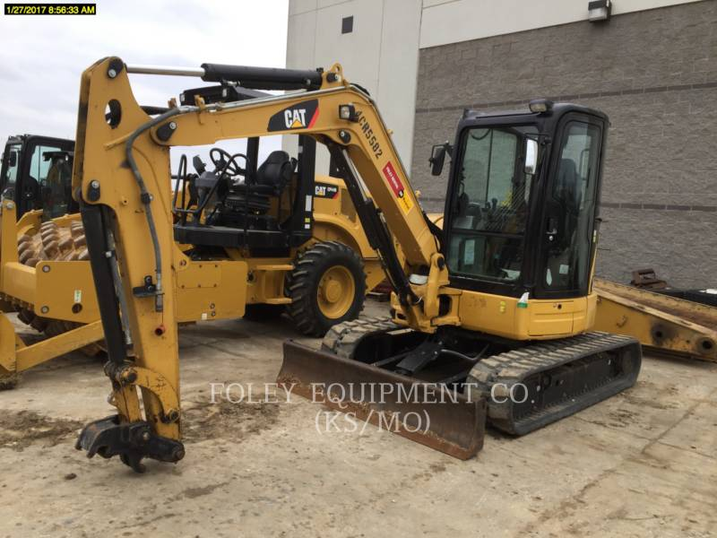 CATERPILLAR TRACK EXCAVATORS 305ECRLC equipment  photo 1