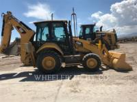 CATERPILLAR バックホーローダ 420F2 E equipment  photo 1