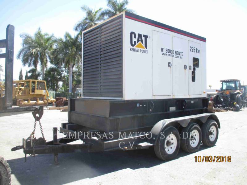 OLYMPIAN CAT Grupos electrógenos móviles C9 equipment  photo 1