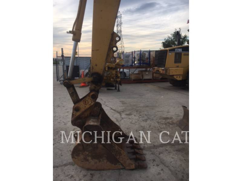 CATERPILLAR TRACK EXCAVATORS 308CCR equipment  photo 12
