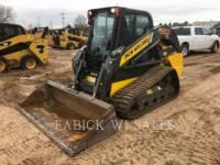Equipment photo NEW HOLLAND LTD. C238 ГУСЕНИЧНЫЕ МИНИ-ПОГРУЗЧИКИ 1
