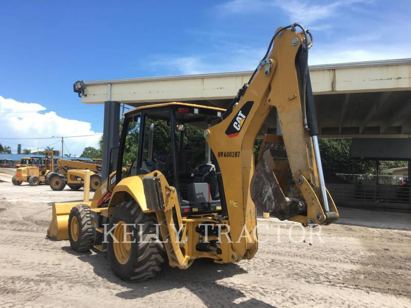 Caterpillar BULDOEXCAVATOARE 415F2ST equipment  photo 5