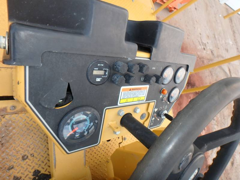 CATERPILLAR PNEUMATIC TIRED COMPACTORS PS-360C equipment  photo 12