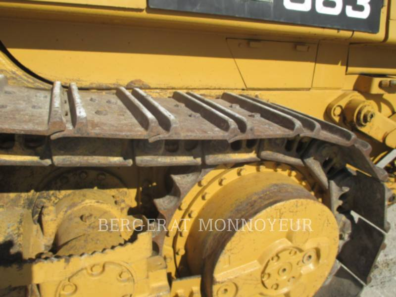 CATERPILLAR CHARGEURS SUR CHAINES 963 equipment  photo 8