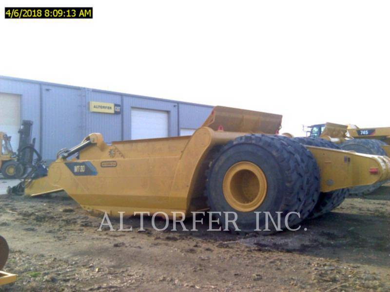 MOBILE TRACK SOLUTIONS SCRAPER - RIMORCHIATO MT30 equipment  photo 4