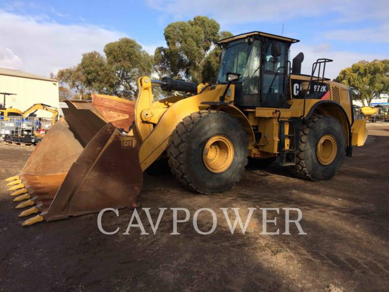 CATERPILLAR WHEEL LOADERS/INTEGRATED TOOLCARRIERS 972K equipment  photo 1