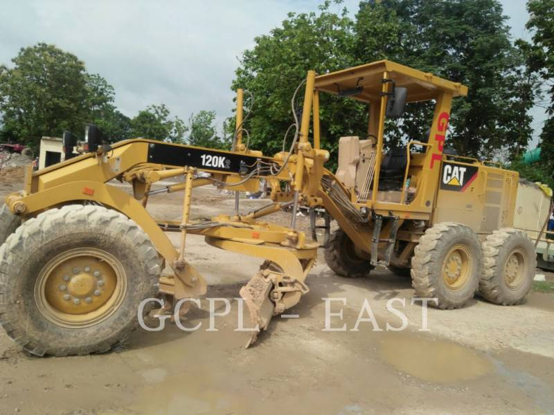 CATERPILLAR MOTONIVELADORAS 120K2 equipment  photo 6