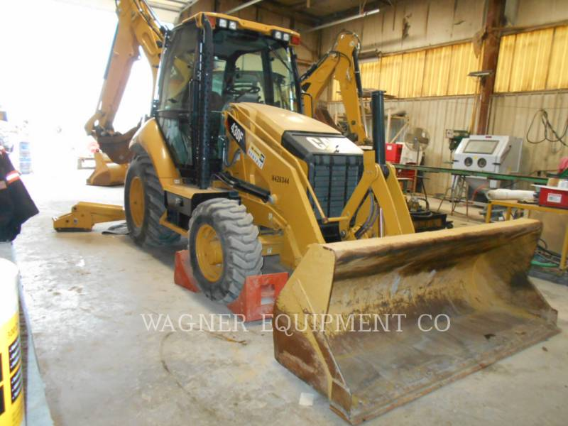 CATERPILLAR BACKHOE LOADERS 430F 4WD equipment  photo 2