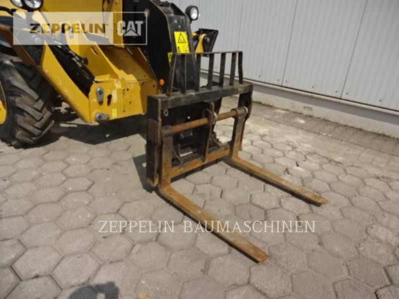 CATERPILLAR TELEHANDLER TH414C equipment  photo 9