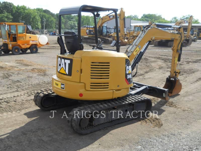 CATERPILLAR TRACK EXCAVATORS 304E equipment  photo 5