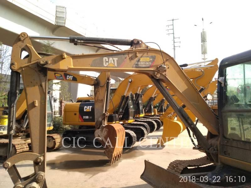 CATERPILLAR TRACK EXCAVATORS 305.5E2 equipment  photo 5