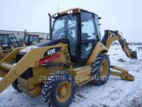 CATERPILLAR CHARGEUSES-PELLETEUSES 420E equipment  photo 1