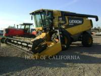 Equipment photo LEXION COMBINE 570R GT10585 COMBINES 1
