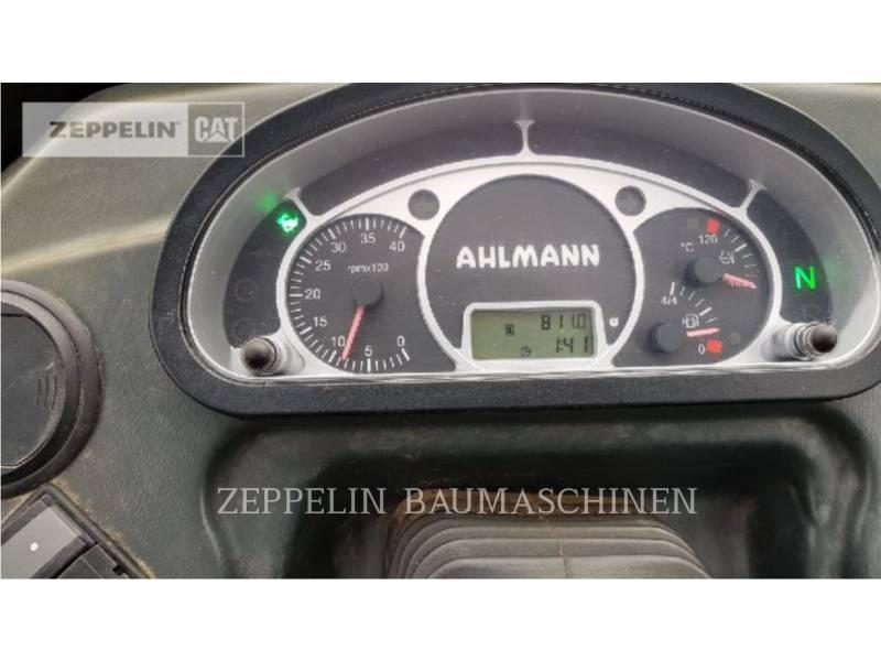AHLMANN ŁADOWARKI KOŁOWE/ZINTEGROWANE NOŚNIKI NARZĘDZI AX850 equipment  photo 5