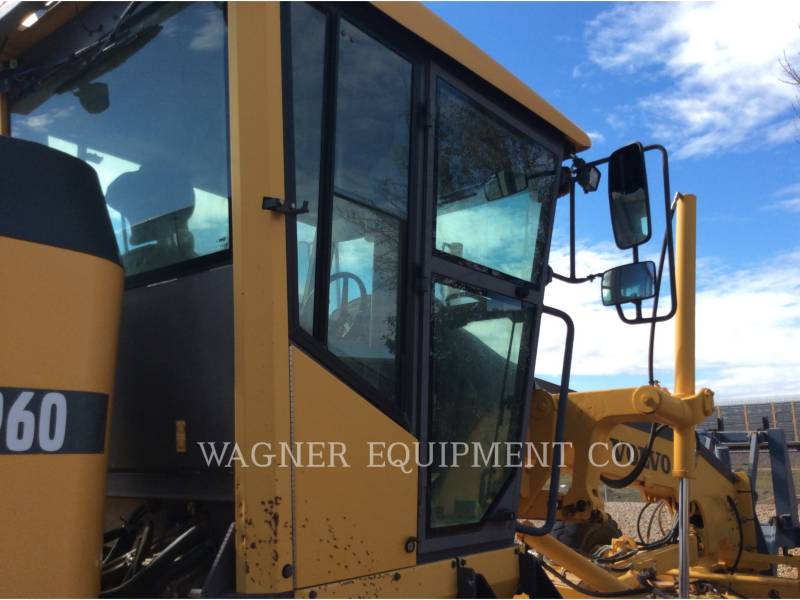 VOLVO CONSTRUCTION EQUIPMENT MOTOR GRADERS G960 equipment  photo 21