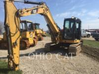 CATERPILLAR PELLES SUR CHAINES 308DCR SB equipment  photo 2