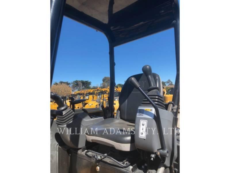 CATERPILLAR TRACK EXCAVATORS 303E CR equipment  photo 8