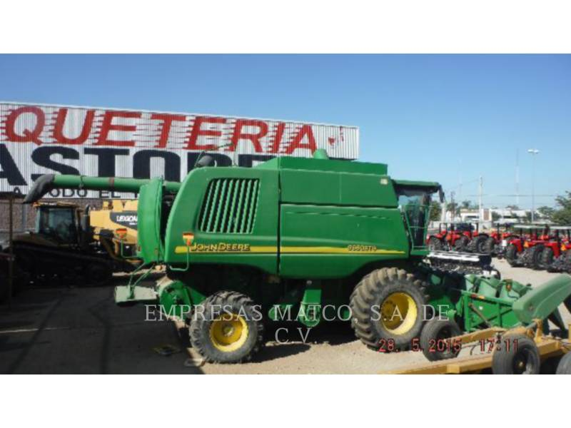 JOHN DEERE COMBINES 9660 STS equipment  photo 2