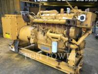 Equipment photo CATERPILLAR 3406 DIT 舶用 - 補助 1
